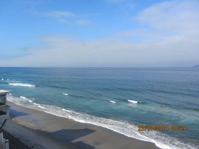 OCEANFRONT - Stylishly decorated 4 story vacation villa w/ private beach access!