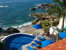 This lovely setting makes for many happy memories. - Puerto Vallarta villa vacation rental photo