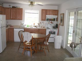 Old Lyme cottage photo - Kitchen