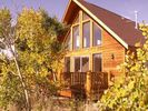 Bear Ridge Mountain Get-Away - Jefferson cabin vacation rental photo
