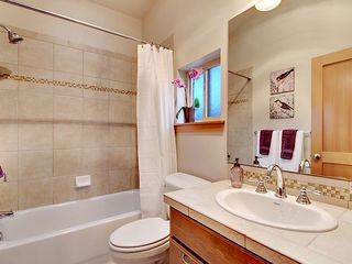 Seattle townhome photo - Bathroom #1 - Ensuite Full Bathroom off of Master Bedroom