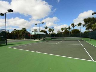 Jupiter townhome photo - Tennis Court