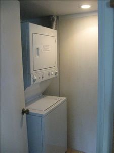 Studio Washer and Dryer