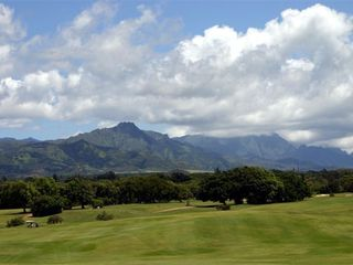 Poipu house photo - On site Kiahuna golf- great views! Poipu Bay golf is only 2 miles away
