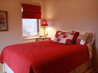 Spooner house rental - Two Comforatable Bedrooms with Queen Beds & Views...