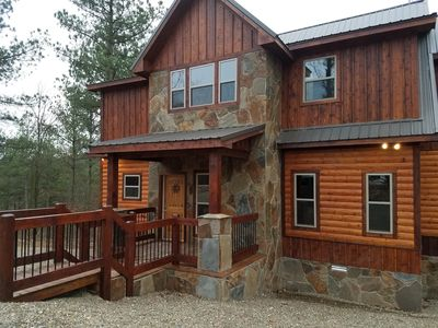 Brand New Luxury 3 Bd/3 Bth Cabin - Heaven Sent Cabin