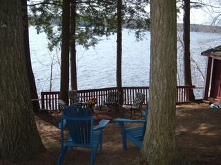 Windham cottage photo - Tranquil View of The Lake