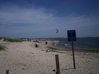 Chatham house photo - Beautiful beach 1/2 mile down road