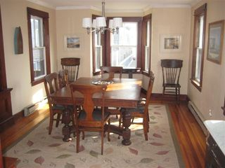Groton house photo - Dining Room with seating for 8