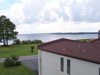Gulf Shores condo photo - View of Mobile Bay