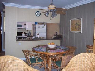 Dining Area and Kitchen-Unit 2