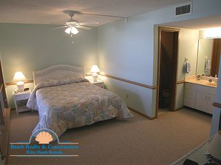 Kill Devil Hills condo photo - Queen Bedroom 2
