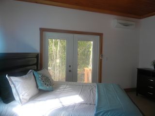 Long Island property rental photo - view of the bedroom