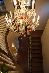 California Desert house photo - Tri-Level Home with Chandeliers and Cherry wood floor.