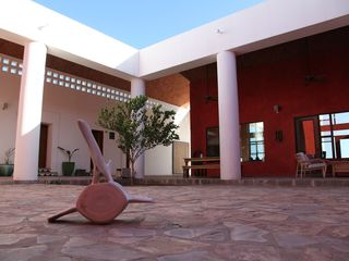 Kino Bay villa photo - Courtyard