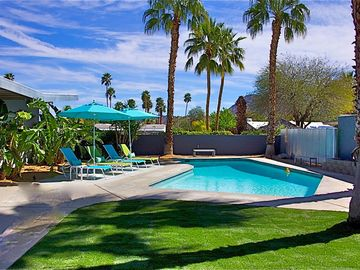 Palm Desert house rental - Lovely and relaxing very large private yard.