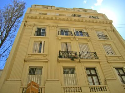 The Apartment Building on Defensa 251
