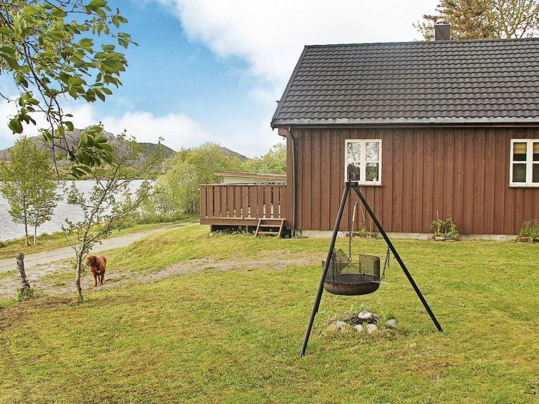 Vacation home Helgeland  in Brønnøy, Central Norway - 6 persons, 2 bedrooms