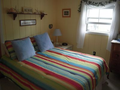 "Double Bedded ""Yellow"" Room"