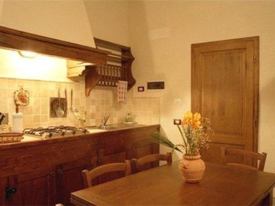 Apartment for 9 people with pool in Chianti