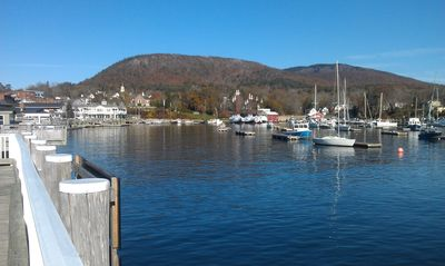 10 minute walk to this beautiful harbor