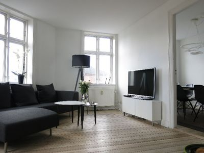 City Apartment in Frederiksberg with 1 bedrooms sleeps 2