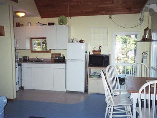St Margaret's Bay cottage photo - The kitchenette is fully-equipped.