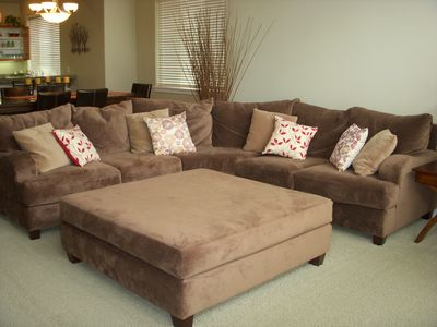 Large Comfortable Couch