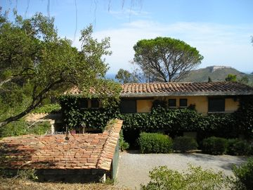 Porto Ercole villa rental - The house
