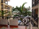 Balcony view - Jaco condo vacation rental photo