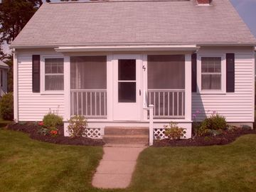 Ogunquit cottage rental - Front Cottage