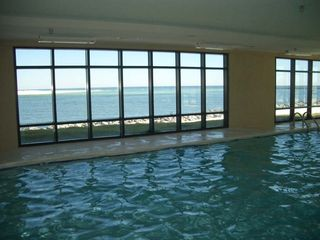 Orange Beach condo photo - Indoor Pool