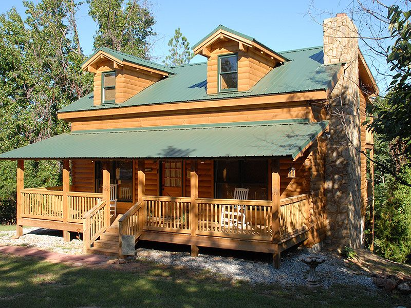 Log Cabins On Top Of Pine Mountain 2 Br Vacation Cabin