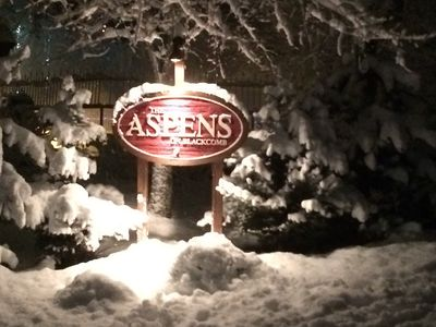 Welcome to the Aspens!