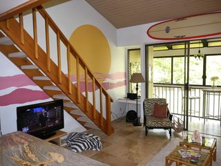 Kahuku - Turtle Bay condo photo - Stairs to loft