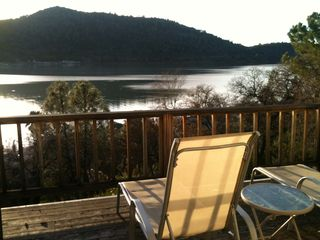 Kelseyville house photo - Relax on the Deck