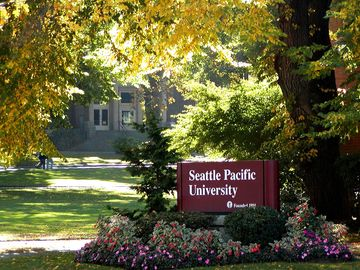 Seattle Pacific University - A 43-acre wide University is Walking Distance