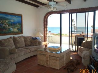 Las Gaviotas house photo - Living Room with View
