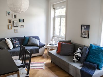 Groups & family apartment for city trips or work