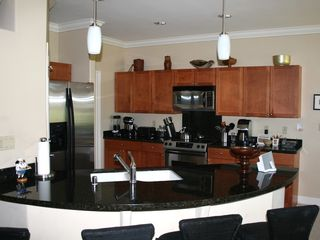 Ko Olina estate photo - Kitchen and Breakfast Bar