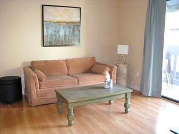 San Luis Obispo apartment rental - Two units available: The Oak and Palms.