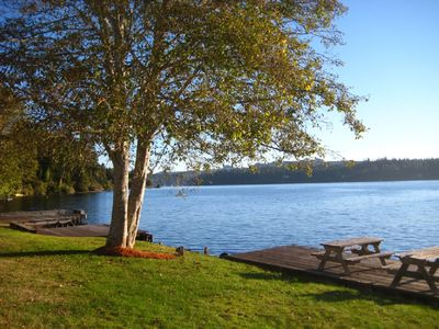 Florence house rental - Enjoy The Lawn and The Lake!
