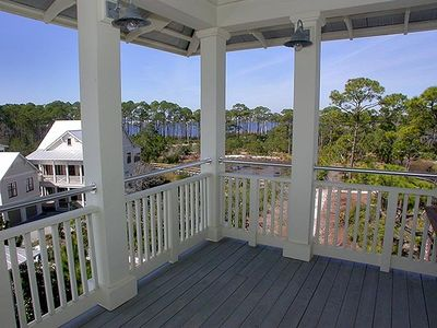 4th Floor Tower View Toward Grayton Beach