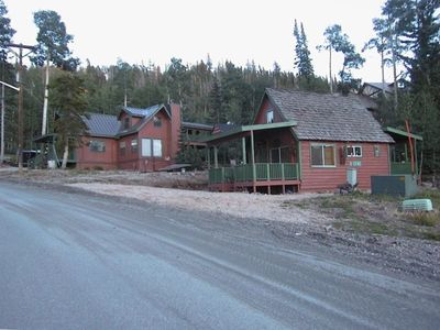Our 4 bedroom close to zion and bryce vrbo for Brian head ski resort cabin rental