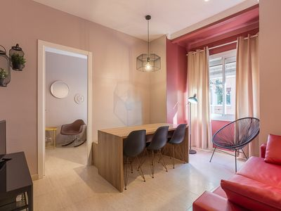 PLAZA ESPAÑA - Apartment for 6 people in Barcelona