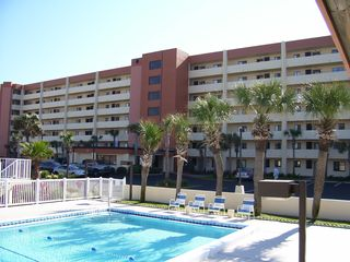 Fort Walton Beach condo photo - Surf Dweller Pool