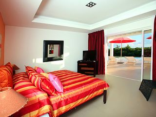 Terres Basses villa photo - bedrooom2