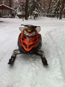 Snowmobile Available for Rental (seats one)
