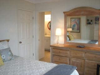 Dauphin Island house photo - Ground Floor queen bedroom with adjacent bath