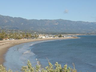 Santa Barbara house photo - Leadbetter beach, right below Santa Barbara City College.